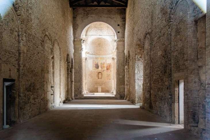 Scopriamo a Spoleto i misteri di San Ponziano