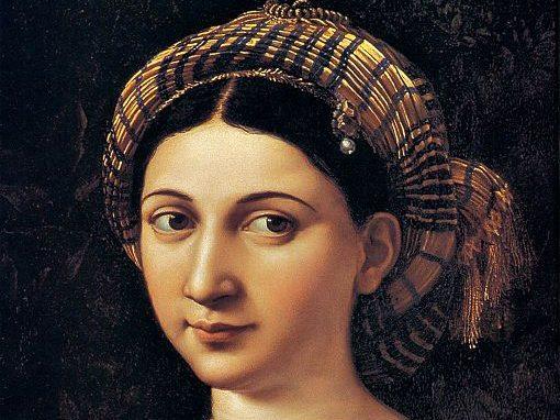La Fornarina, l'amata da Raffaello