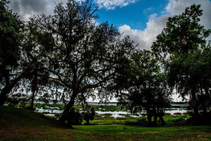 Beaufort South Carolina, come sul set di Via col vento