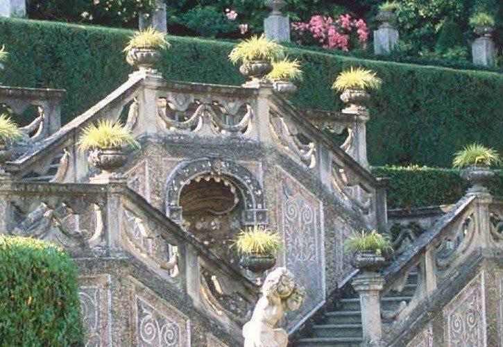 Ville e giardini in Lombardia