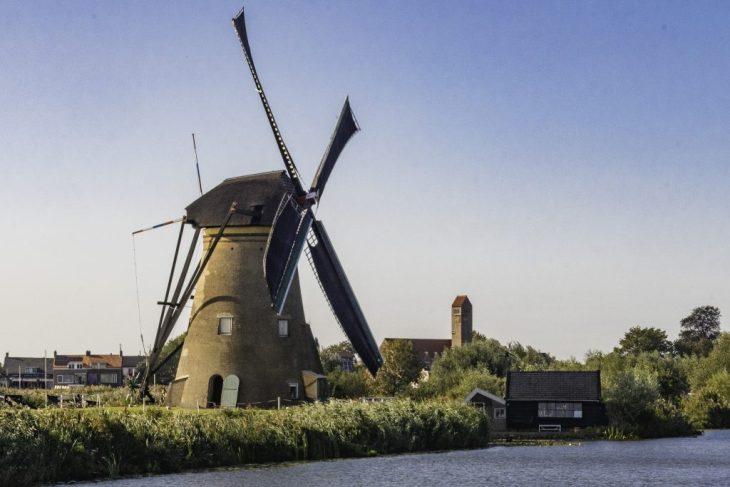Paesaggi olandesi: i 19 mulini di Kinderdijk