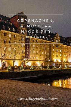 Copenaghen atmosfera hygge per Natale