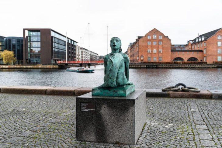 Favole di Natale: la Sirenetta di Copenaghen