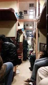 Sul treno per Jodhpur