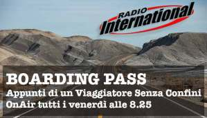Immagine articolo Boarding Pass Radio International