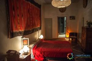 Camera del Riad - Cosa non fare a Marrakech
