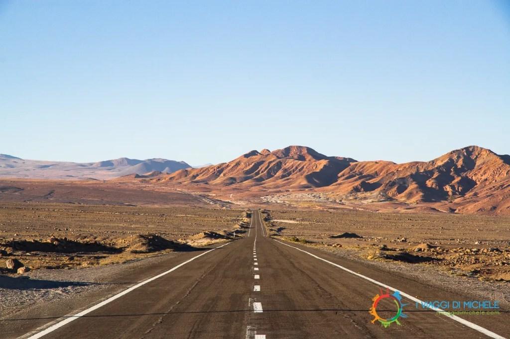 Cile del Nord - Viaggio On The Road