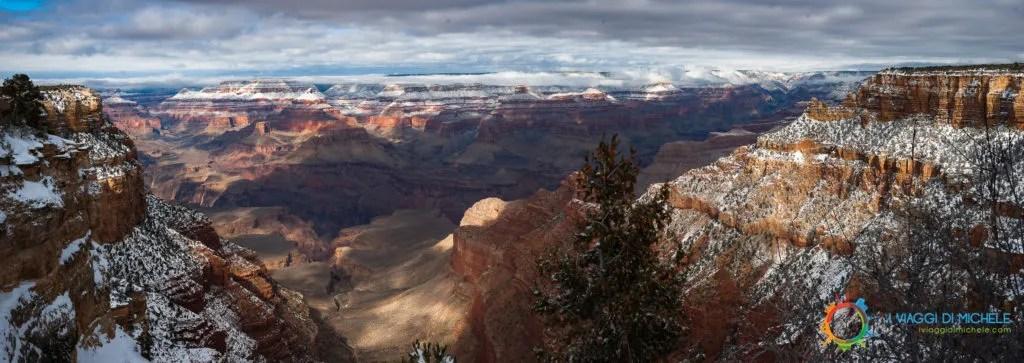 Grand Canyon - USA - Un buon uso del cavalletto