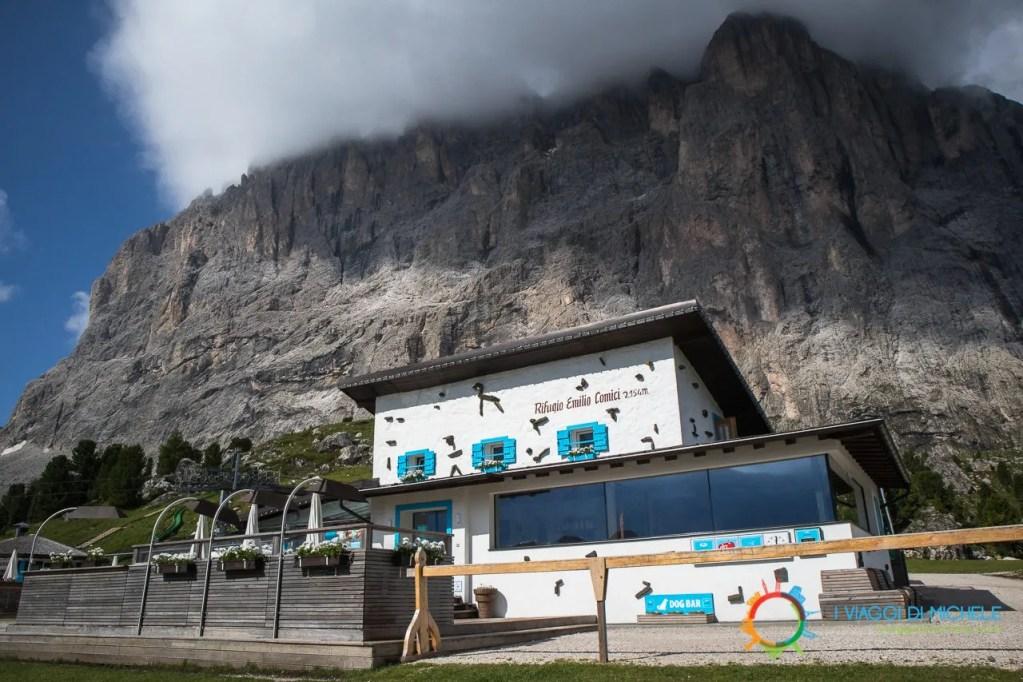 Città dei Sassi e Rifugio Comici - Trekking a Selva di Val Gardena