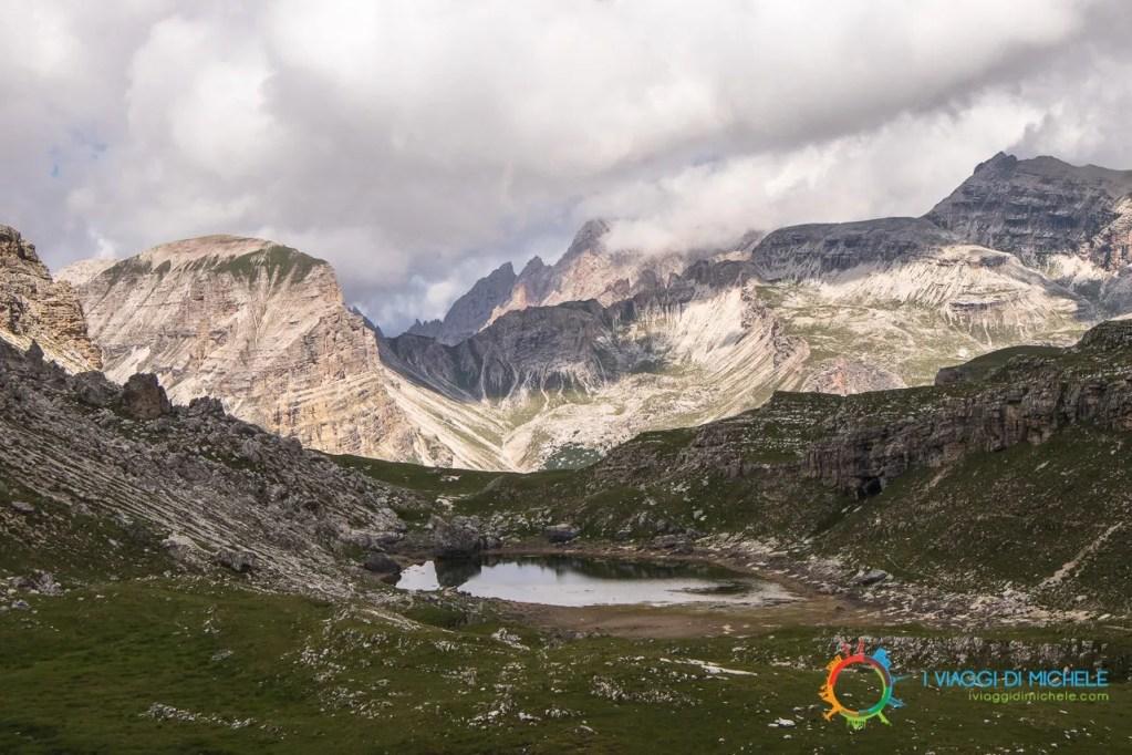 Lago di Crespeina - Trekking a Selva di Val Gardena