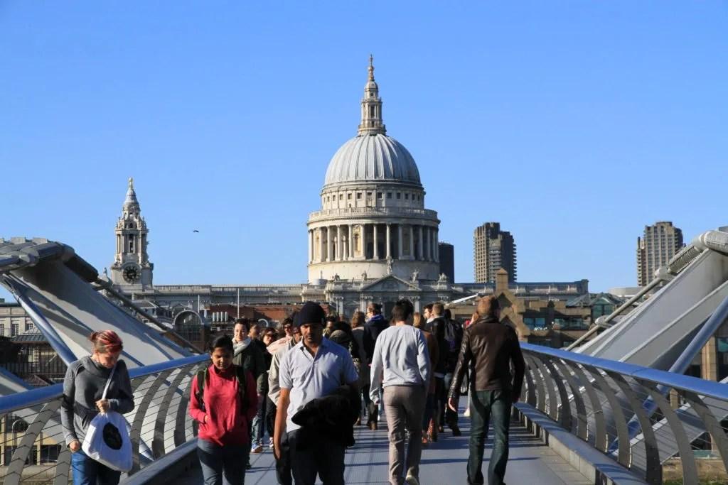 In una Città multietnica come Londra tutto questo è più evidente - The DNA Journey