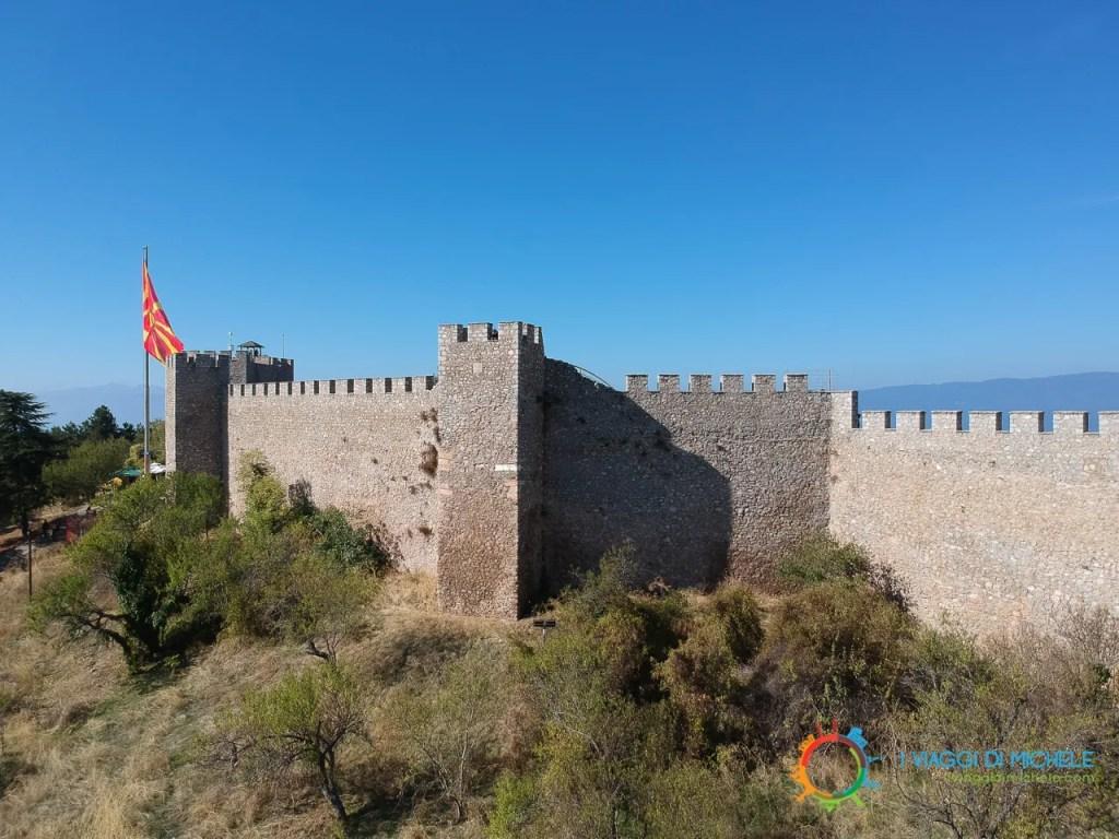 Fortezza di Czar Samuel - Ohrid