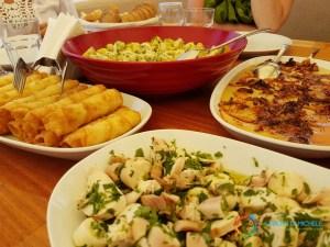 Tripudio di cibo in Turchia