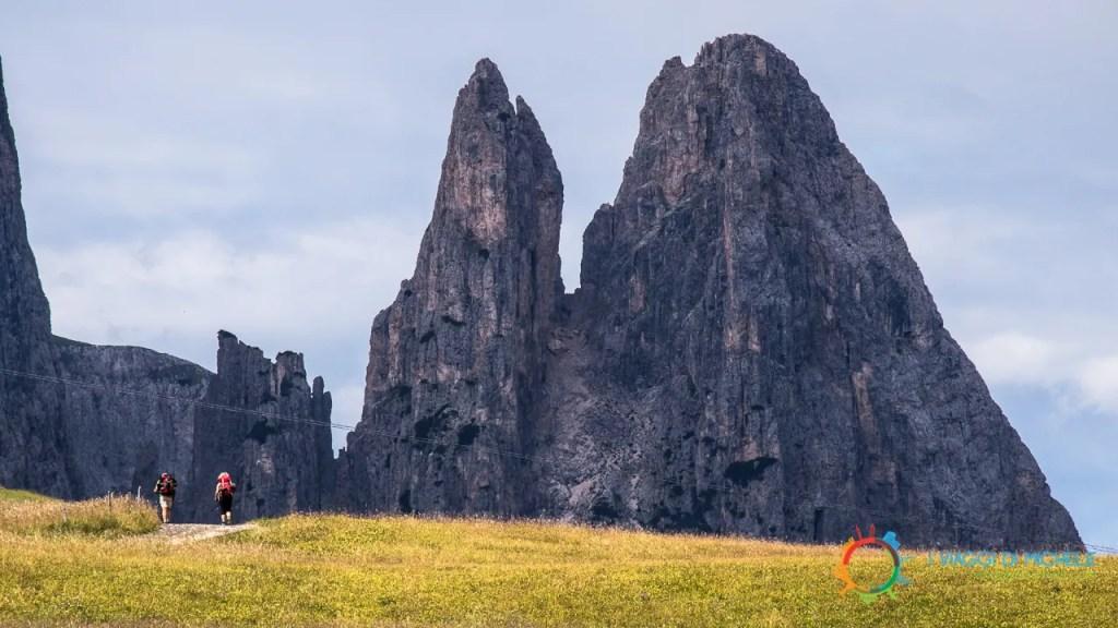 Massiccio dello Sciliar - Trekking Alpe di Siusi
