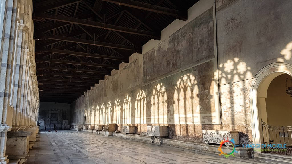 Camposanto Monumentale - cosa vedere a Pisa