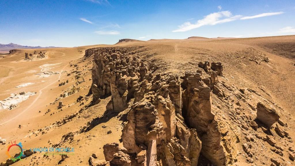 Monjes Salar de Tara - San Pedro de Atacama