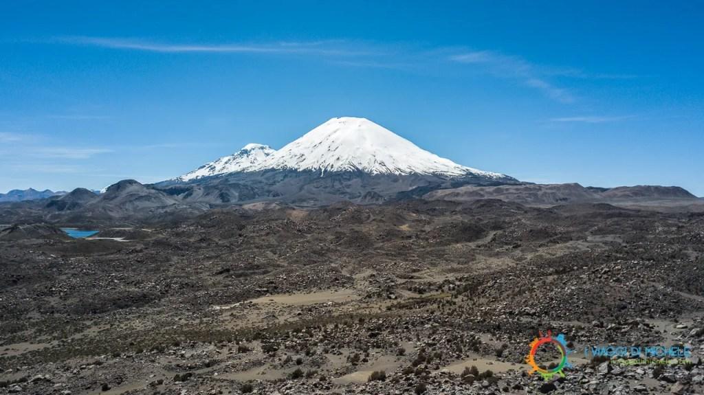 Vulcano Parinacota - Cotacotani - Putre