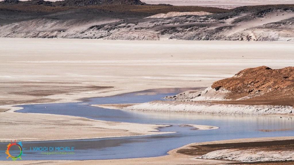 Salar de Piedras Rojas - San Pedro de Atacama