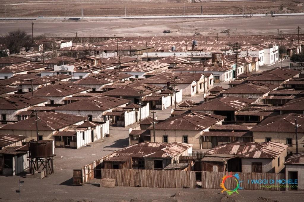 Humberstone, la città abbandonata - Iquique