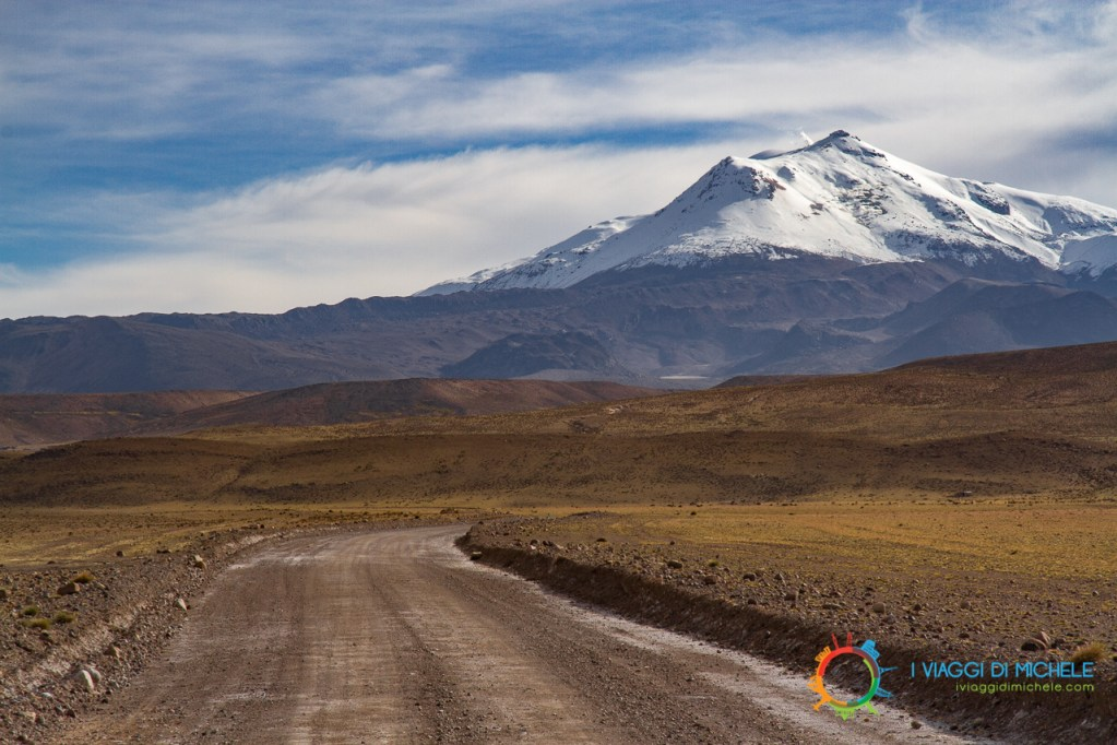 Vulcano Guallatiri