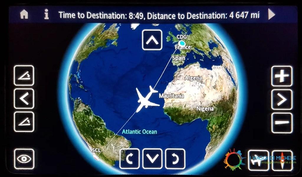Info Volo - Air France