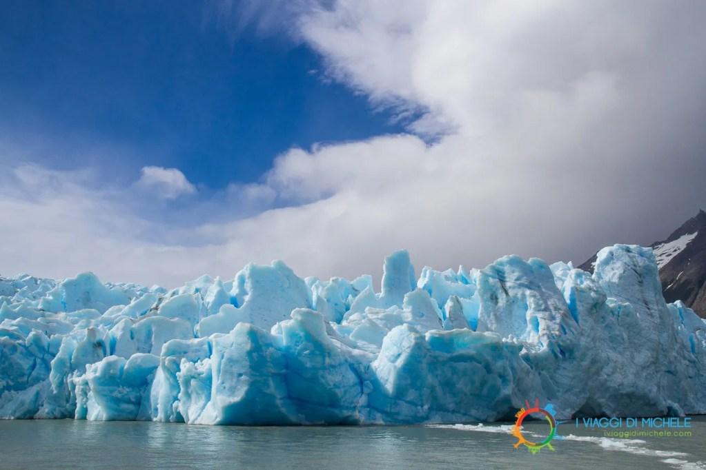 Glaciar Grey - Torres del Paine - Come organizzare un viaggio in Cile