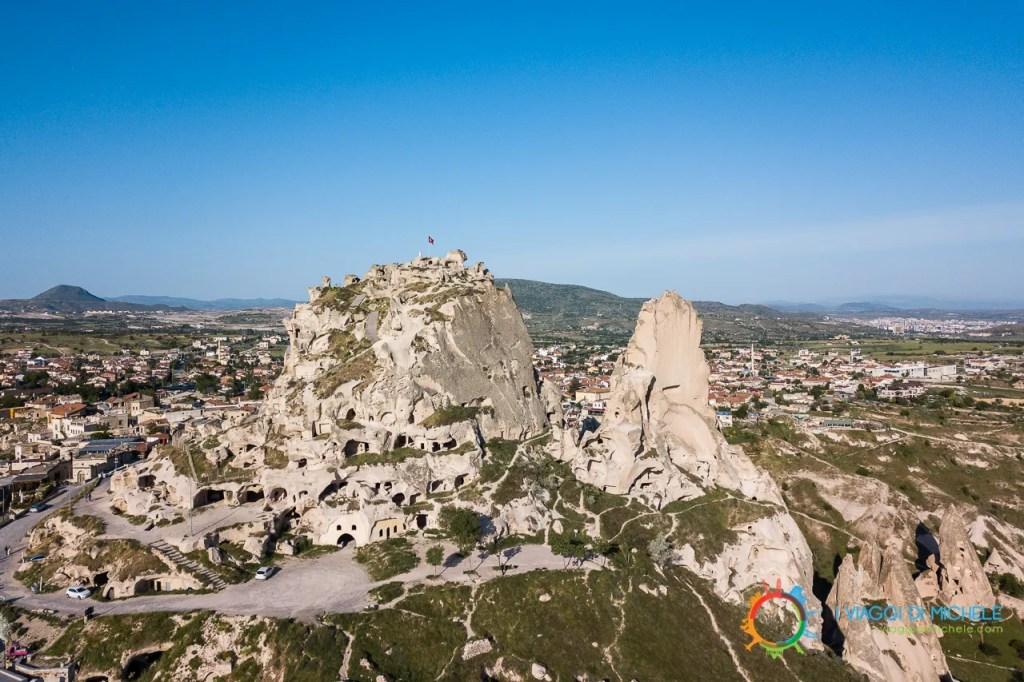 Uçhisar - La Cappadocia