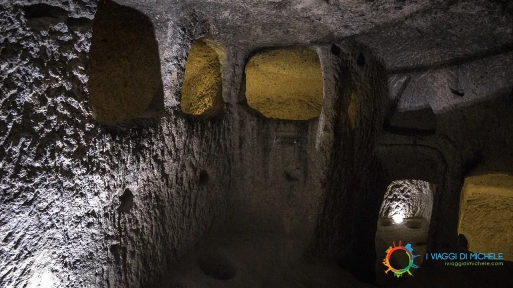 La Città sotterranea di Kaymakly