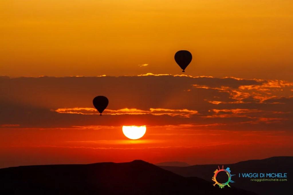 Mongolfiere - La Cappadocia