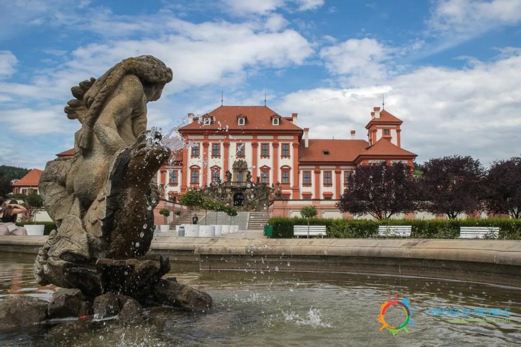 Castello di Troja - Cosa vedere a Praga