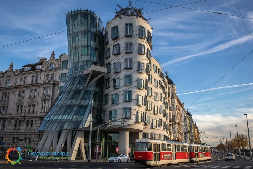 La casa danzante - Cosa Vedere a Praga