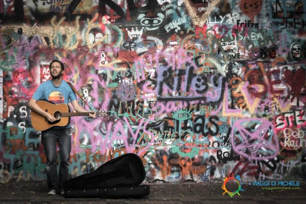 Muro di John Lennon - Cosa vedere a Praga