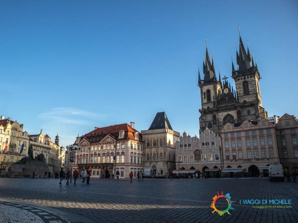 Piazza della Città vecchia - Cosa vedere a Praga