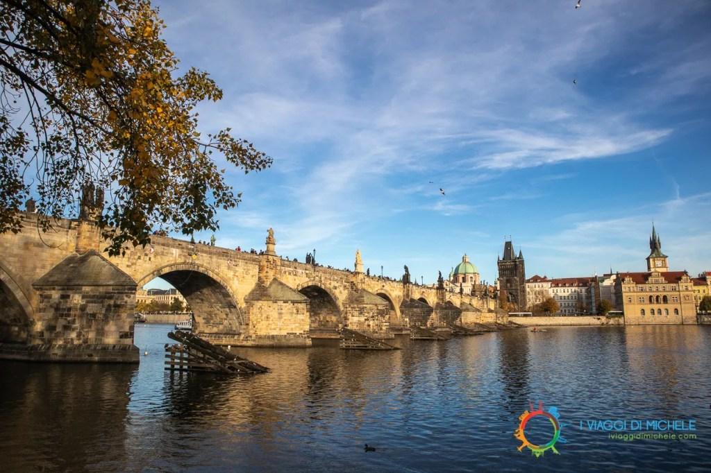 Ponte Carlo - Cosa Vedere a Praga