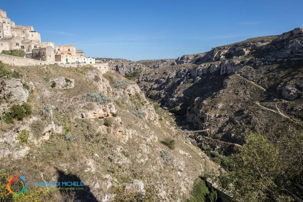Canyon della Gravina