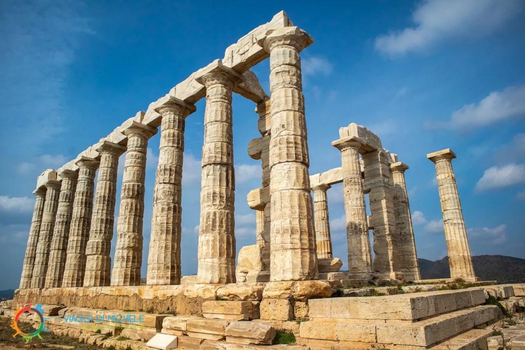 Tempio di Poseidone - Capo Sounio