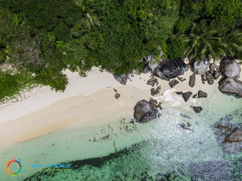 Île Sainte Anne - Cosa vedere a Mahé - Sainte Anne Marine National Park - Seychelles