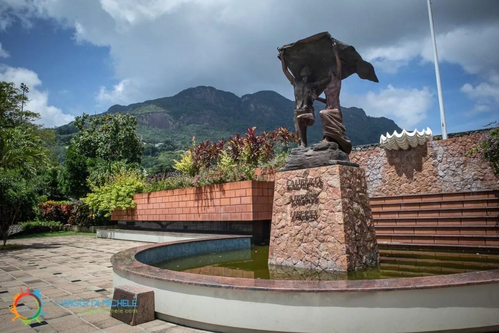 Monumento alla Libertà - Mahé