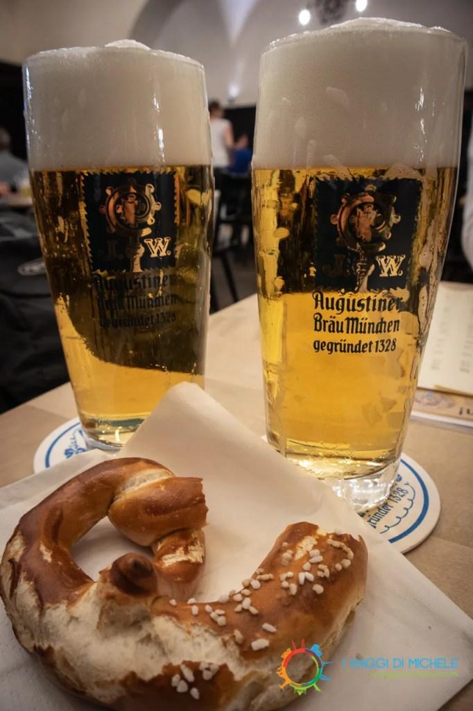 Un classico da Zum Augustinier - Monaco di Baviera