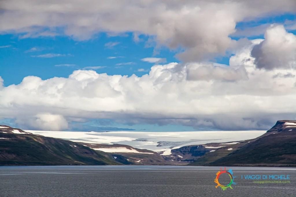 Panorami dei Fiordi Occidentali - Viaggiare in Islanda