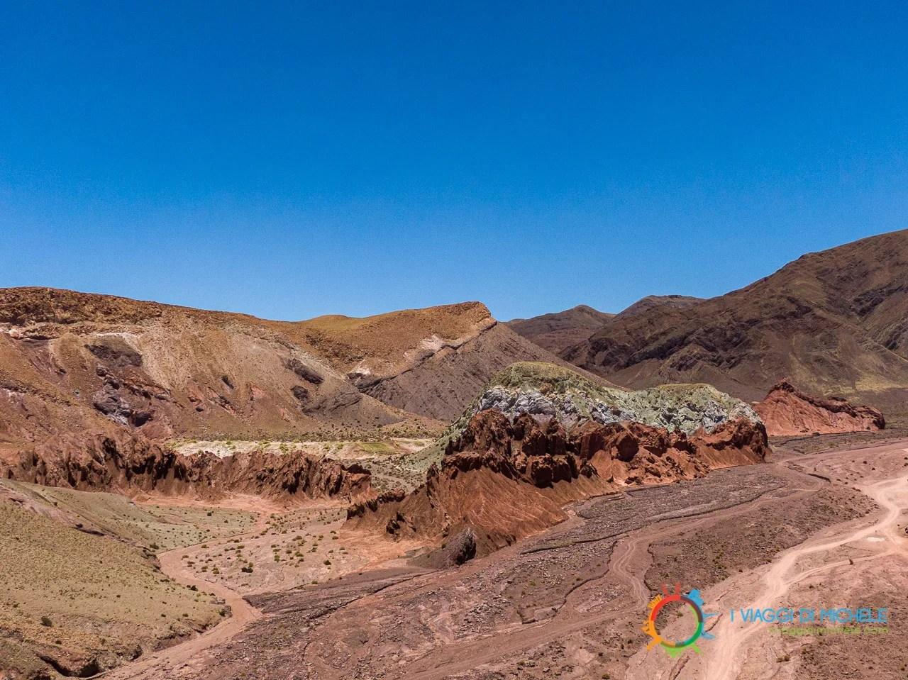 Valle de l'Arcoiris - Cosa vedere a San Pedro de Atacama
