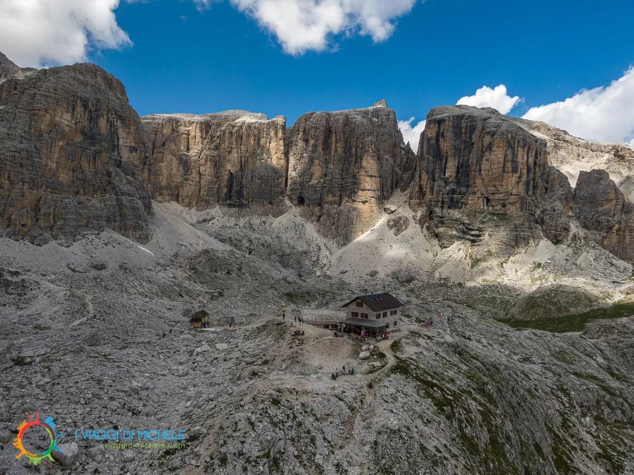 Trekking al Rifugio Kostner al Vallon
