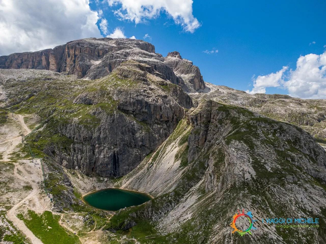 Lago Boè - Alta Badia