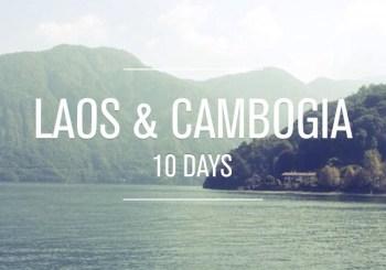 Laos e Cambogia Viaggio Zaino in spalla