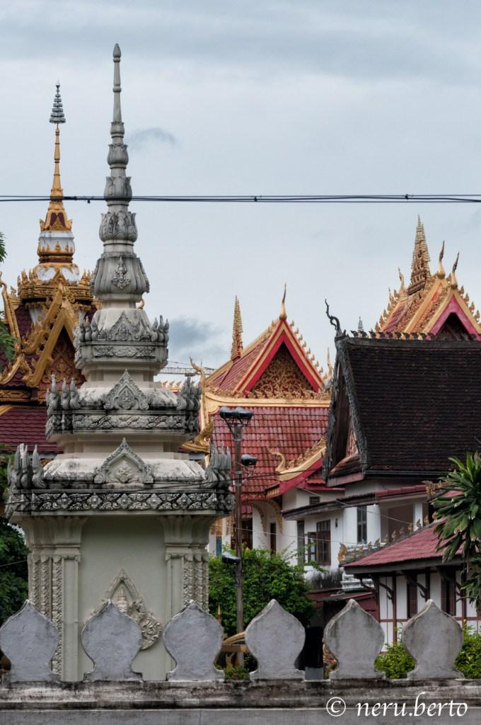 Una giornata a Vientiane