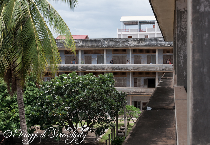 Tuol Sleng Museum S21 Scuola