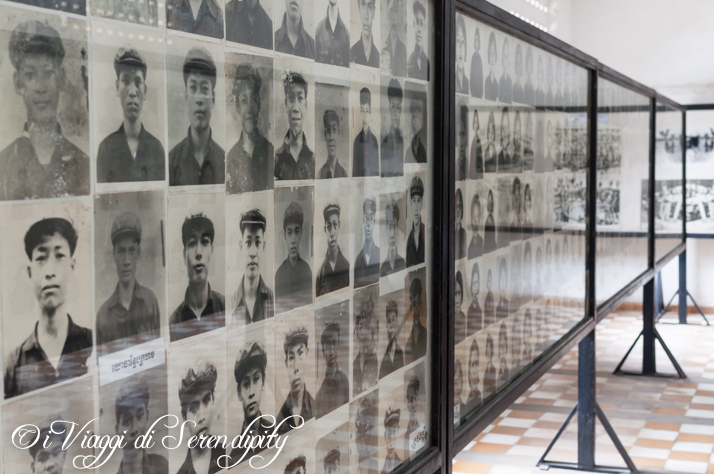 Tuol Sleng Museum S21 vittime