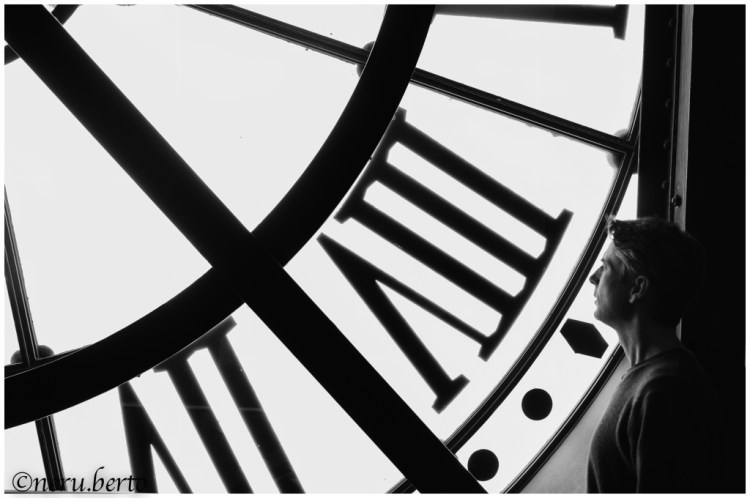 L'orologio del Museo d'Orsay