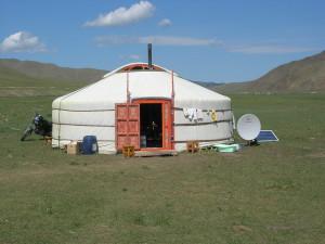 Gher - Tenda tradizione mongola