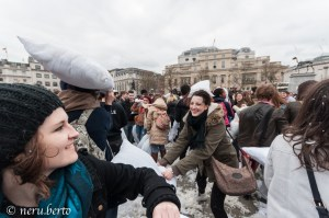 thepillowfightlondon